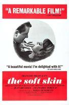 La peau douce - Movie Poster (xs thumbnail)