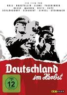 Deutschland im Herbst - German DVD cover (xs thumbnail)