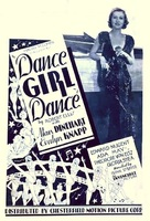 Dance, Girl, Dance - Movie Poster (xs thumbnail)