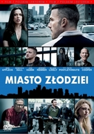 The Town - Polish Movie Cover (xs thumbnail)