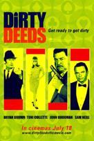 Dirty Deeds - Australian poster (xs thumbnail)