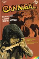 Ultimo mondo cannibale - British Movie Cover (xs thumbnail)