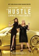 The Hustle - Finnish Movie Poster (xs thumbnail)