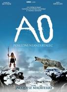 Ao, le dernier Néandertal - Czech Movie Cover (xs thumbnail)