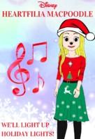 Heartfilia Macpoodle: We'll Light Up Holiday Lights - Movie Poster (xs thumbnail)