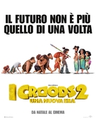 The Croods: A New Age - Italian Movie Poster (xs thumbnail)