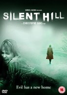 Silent Hill - British Movie Cover (xs thumbnail)