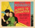 Across to Singapore - Movie Poster (xs thumbnail)