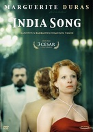 India Song - Finnish DVD cover (xs thumbnail)