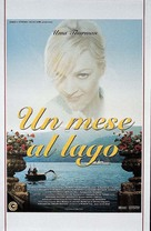A Month by the Lake - Italian Movie Poster (xs thumbnail)
