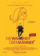 Sandheden om mænd - German Movie Poster (xs thumbnail)