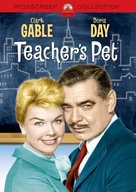 Teacher's Pet - DVD cover (xs thumbnail)
