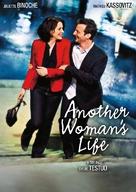 La vie d'une autre - DVD cover (xs thumbnail)