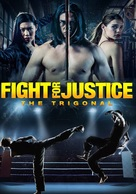The Trigonal: Fight for Justice - British Movie Cover (xs thumbnail)