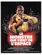 The Incredible Melting Man - French Movie Poster (xs thumbnail)