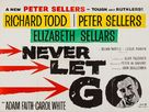 Never Let Go - British Movie Poster (xs thumbnail)