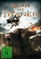 Wrath of the Titans - German DVD cover (xs thumbnail)