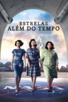 Hidden Figures - Brazilian Movie Cover (xs thumbnail)