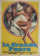 The Severed Arm - Italian Movie Poster (xs thumbnail)
