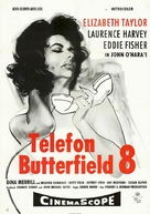 Butterfield 8 - German Movie Poster (xs thumbnail)