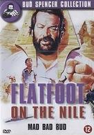 Piedone d'Egitto - Dutch DVD movie cover (xs thumbnail)