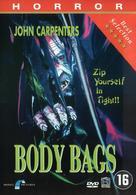 Body Bags - Dutch DVD movie cover (xs thumbnail)