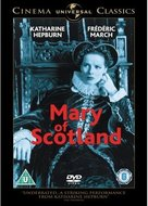 Mary of Scotland - British Movie Cover (xs thumbnail)