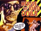 La casa de las mil muñecas - British Movie Poster (xs thumbnail)