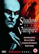 Shadow of the Vampire - British DVD cover (xs thumbnail)
