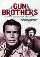 Gun Brothers - British DVD cover (xs thumbnail)