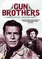 Gun Brothers - British DVD movie cover (xs thumbnail)