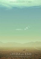 La vida era eso - Spanish Movie Poster (xs thumbnail)