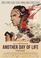 Another Day of Life - German Movie Poster (xs thumbnail)