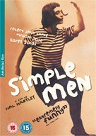 Simple Men - British DVD cover (xs thumbnail)