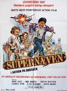 Dynamite Johnson - Danish Movie Poster (xs thumbnail)