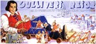 Gulliver's Travels - Swedish Movie Poster (xs thumbnail)