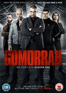 """Gomorra"" - British DVD movie cover (xs thumbnail)"