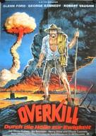 Fukkatsu no hi - German Movie Poster (xs thumbnail)