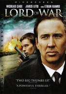Lord Of War - DVD movie cover (xs thumbnail)