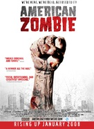 American Zombie - Movie Poster (xs thumbnail)