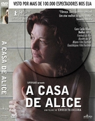 A Casa de Alice - Brazilian Movie Cover (xs thumbnail)