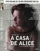A Casa de Alice - Brazilian Movie Poster (xs thumbnail)