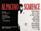 Scarface - British Movie Poster (xs thumbnail)