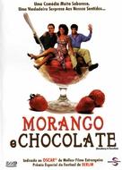 Fresa y chocolate - Brazilian Movie Cover (xs thumbnail)