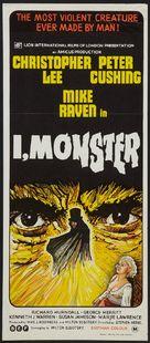 I, Monster - Australian Movie Poster (xs thumbnail)