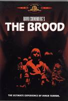 The Brood - DVD movie cover (xs thumbnail)