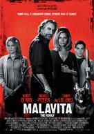 The Family - Dutch Movie Poster (xs thumbnail)