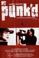 """Punk'd"" - Australian DVD movie cover (xs thumbnail)"