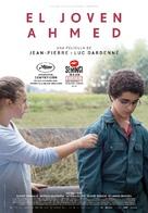 Le jeune Ahmed - Spanish Movie Poster (xs thumbnail)