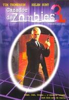 Trancers III - Spanish DVD cover (xs thumbnail)